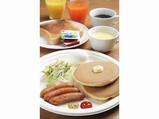 【連泊割ロング】7連泊以上でお得に♪無料朝食付プラン♪