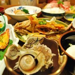 【部屋食】旬の味覚を満喫♪2食付きおすすめプラン