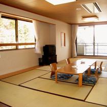 特別和洋室(大)*富士山を望む広々としたお部屋*