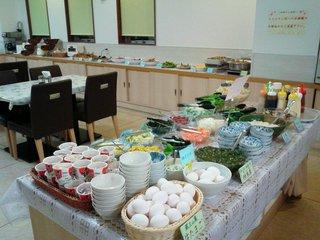 【シングル朝食付きプラン☆おかぁさんの手作りの朝食です】朝6時オープン!(日のみ6:30〜
