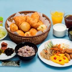 【当日限定】無料朝食&ウェルカムドリンクサービス&チェックアウト10時