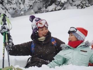 冬を遊びつくそう! 家族で楽しむ冬の森たんけんプラン