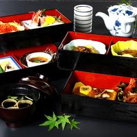 【豪華!海鮮御膳】調理方法はおまかせ♪≪鮑≫≪伊勢海老≫≪フィレ肉≫ ■お部屋食■