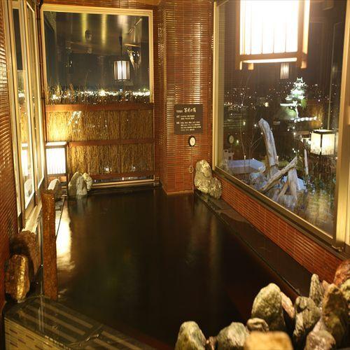 【素泊り】天然温泉大浴場完備◆癒しのシンプルステイ