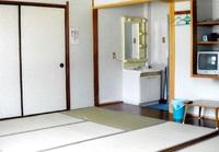【定番の1泊2食付】和室6畳(2〜5名)洗面台付き