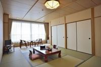山側和室バストイレ付【禁煙】(5F)