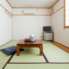 和室6畳(バスなし・トイレ付き)