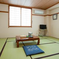 和室8〜10畳(バスなし・トイレ付き)