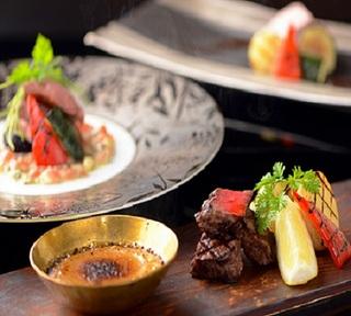 〜スタンダードプラン〜旬の食材、魚とお肉を選べる新日本料理を堪能♪