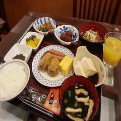 【朝食バイキング付】 温か手作りバイキング♪ 秋田県産米「あきたこまち」使用