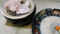 【フグ会席竹コース】若狭フグ使用!冬のご馳走ふぐフルコースでお一人様16,500円〜◆