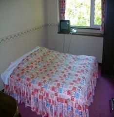 くまのクイーンベッドルーム