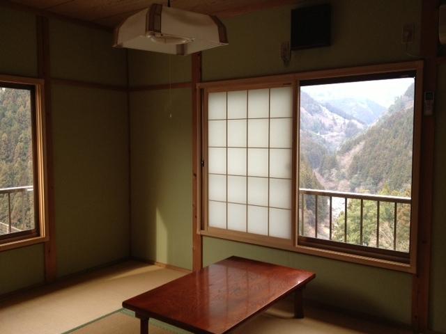 民宿 お山荘