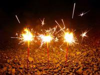 ☆花火セットをプレゼント!グランピングの〆は、花火できまり!!☆BBQの後、ミンナで花火を楽しもう♪