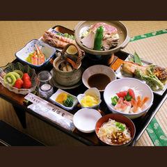 松茸土瓶蒸しがサービス♪湯治文化満載の一晩[1泊2食] (現金特価)