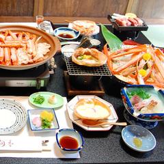 【人気No.1】タグ付き茹で蟹!かにちりフルコース☆茹で・ちり・焼き・刺し☆「現金特価」