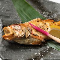【豪華】アワビ釜飯と高級魚のどぐろ塩焼き付!旬香会席「現金特価」