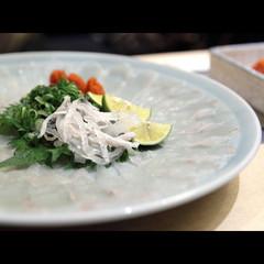 【フグ会席—福fuku—】冬の醍醐味・フグ料理を十兵衛で楽しむ♪