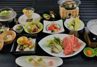 ≪スタンダードプラン≫温泉と旬の食材を満喫する季節を堪能するプラン