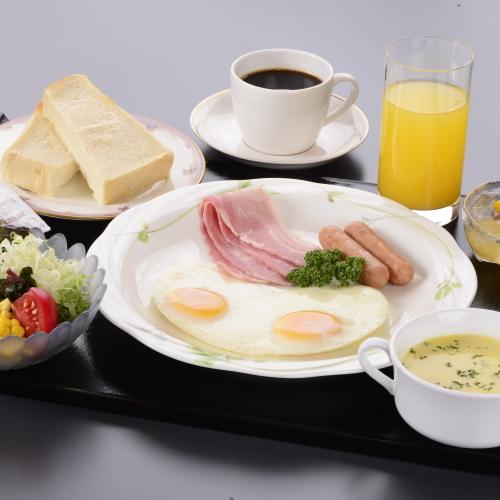 和食または洋食の朝食がお選び頂ける ◇朝食付プラン◇