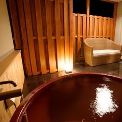 【厳選お造り6種盛付】全室露天風呂付の伊勢神泉で旬のお造りを堪能しよう