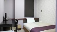 【連泊ECO割・2〜4泊】連泊でお得に泊まる!徳島への観光・ビジネスに(全室セミダブルベッド完備)