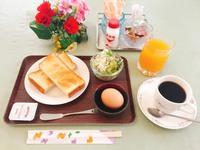 【NEW】軽朝食付き♪お得なサービスモーニング付きプラン♪