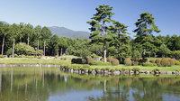 【夕食付】大芝高原で森林セラピーと天然温泉♪朝陽を浴びて元気をチャージ