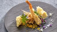 【和食×フレンチ】〜お部屋食〜お箸で食べる、フレンチ会席!贅沢に味わう創作料理