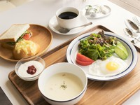 【身体に優しい朝食付】チェックイン18時〜翌朝9時までのショートステイ割引【新千歳空港まで送迎あり】