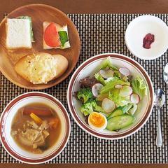 【早割−2日前】おうちの晩ごはん【スタンダード】&身体に優しい朝食付【現地支払orカード決済】