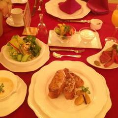 『Barフリー』ディナー【黒毛和牛フィレフォアグラ添え】プラン『朝夕食付』