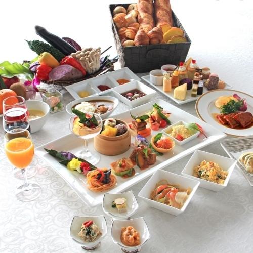 【3日前まで受付】スパ施設が豊富☆和洋中ビュッフェ&BBQから選べる夕食付き♪(夕・朝食付)