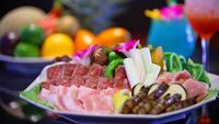 【さき楽55日前】2連泊以上でエンジョイプラス特典付☆和洋中ビュッフェ&BBQから選べる夕食付き♪