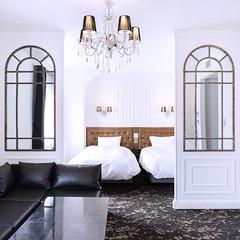 【スイートルーム】洗練されたデザインでニューヨークテイストのオシャレな空間《最大4名様までOK♪》