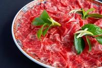 【11】【特別期間】最高級A5ランク仙台牛しゃぶしゃぶと牛すきの食べ放題プラン