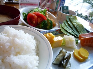 【スパ&朝食プラン】天然温泉のご入浴とご朝食を両方セットに!