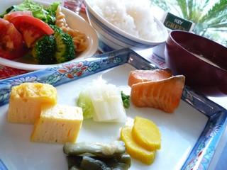 ご朝食付きプラン  和食洋食の朝食をセットで!朝6時30分より