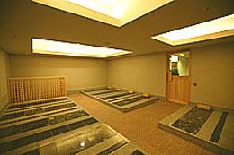 スパプラン天然温泉 弱アルカリ性のナトリウム塩化物温泉で保温・美肌効果をお楽しみ下さい。