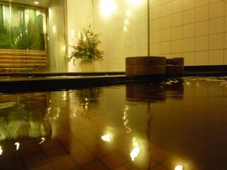 ホテル棟おまかせプラン ご朝食とご夕食中華ディナーコースと天然温泉ご入浴付き
