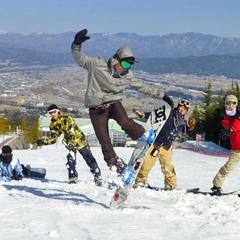1泊2食◆冬スポを伊那スキーリゾート(車約15分)で!【お得な特典:リフト1日券付】