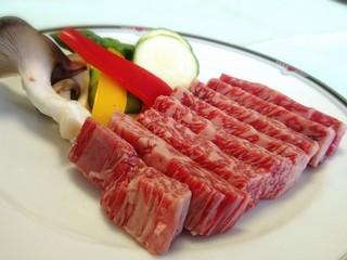 1泊2食◆割安プランでも夕食はしっかり♪信州牛付グレードアップ夕食の冬季限定「湯治」プラン