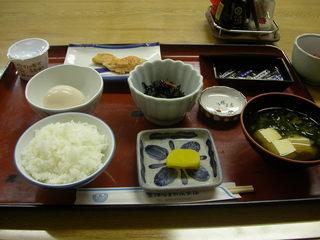 朝食付き【ふくしまプライド。】