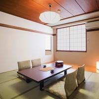 【 本館 】 和室 8畳(バス・トイレ付)※イメージ