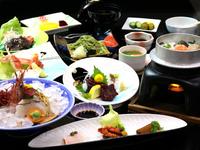 【★☆☆☆】当館評価お料理1つ星『汐』♪磯の香りと新鮮なお造り、旬の素材に季節を感じられるプラン♪