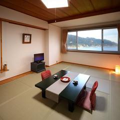 ◇雄大なる金華山と太平洋が一望できるお部屋◇