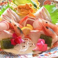 加賀料理を満喫!海鮮北前の幸会席プラン 〜多彩な美味しさを詰め込んだ!〜≪9月〜3月≫
