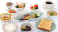 3名〜6名様におすすめ!厳選された食材を使用したホテルメイドの朝ごはん【1名様分無料】駐車場無料