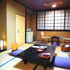 【一番人気】東館和室10畳◇バスなし・シャワートイレ付