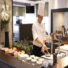 【朝食付き】スタンダードプラン<約80種類!!大阪名物を取り入れた和洋バイキング>